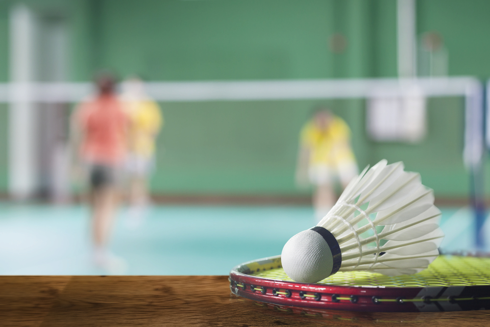 Badminton Coach