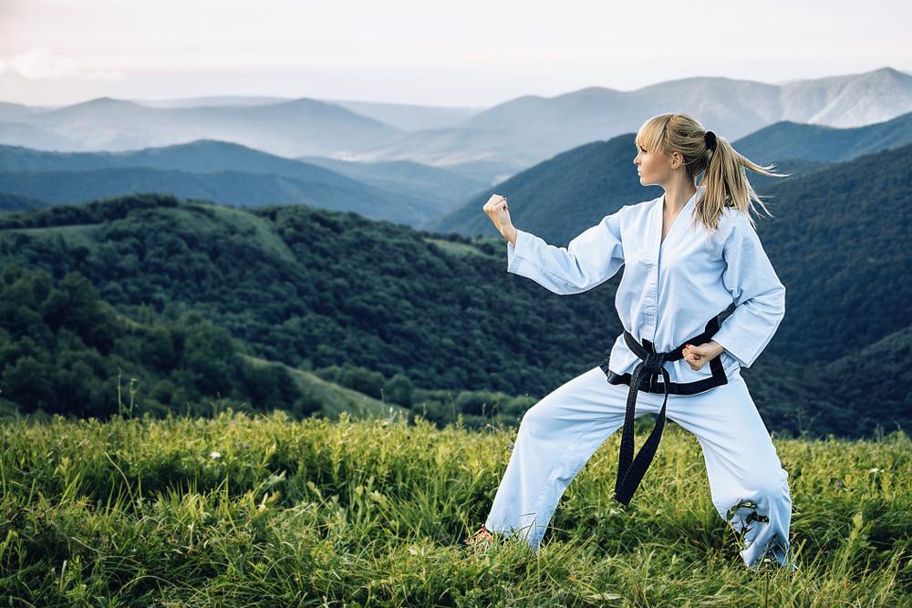 Martial Arts Coach